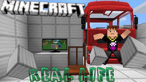 Real Life [1.8] [1.7.10]