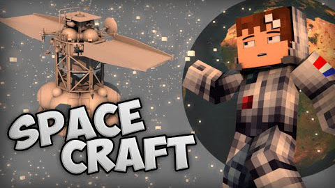 Spacecraft Mod 1.7.10