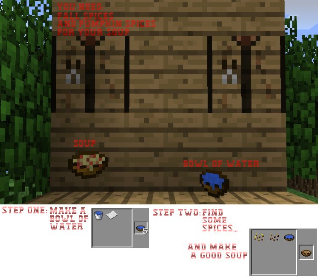 Spicy Spices Mod 1.7.10