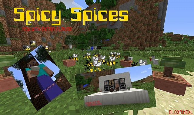 Spicy-SpicesMod