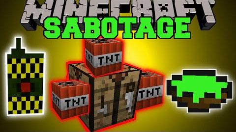The Sabotage (Trolling) Mod 1.7.10/1.7.2