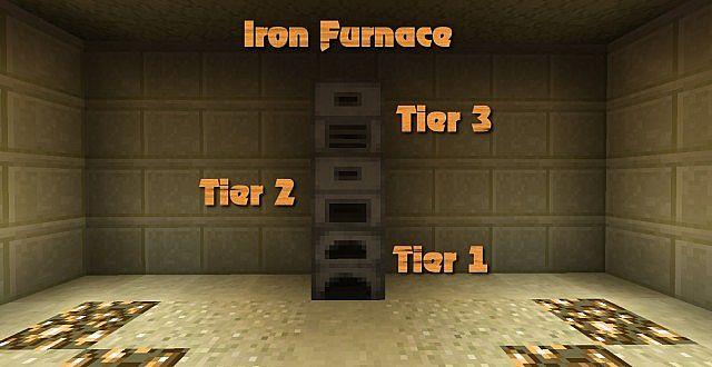 Mo' Furnaces Mod 1.7.10/1.7.2
