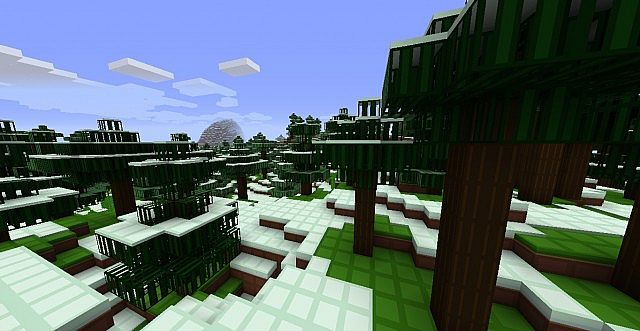 REN 8×8 Resource Pack 1.8/1.7.10/1.7.2 [8x]