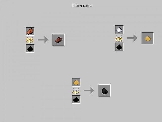 New Foods 2 Mod 1.7.10