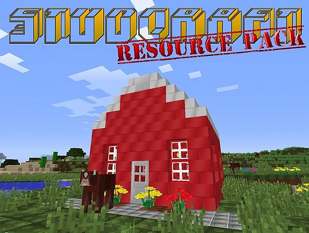 StudCraft Resource Pack 1.8/1.7.10/1.7.2 [32x]