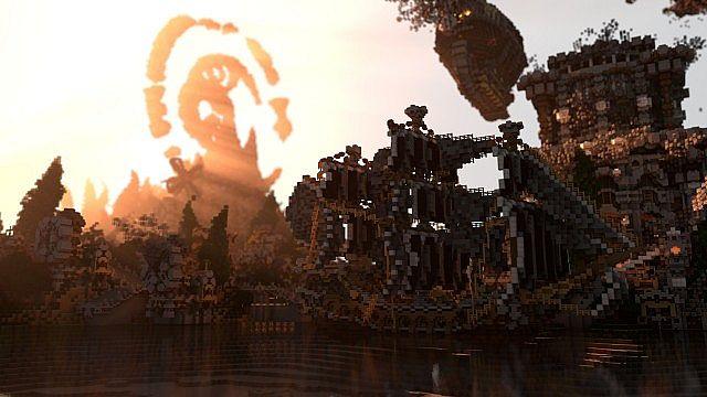Evorium – The Cloud Conjurer Map
