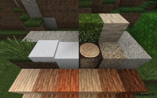UltraPack Realistic 1.8.3/1.8/1.7.10/1.6.4 [512x] by Casper
