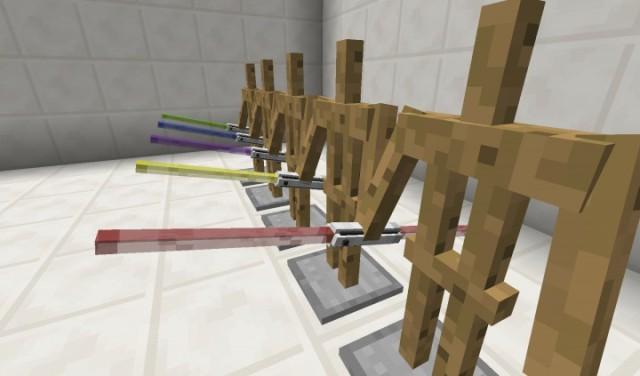 Пак 3D мечей by Sibsib92 1.8.3/1.8/1.7.10/1.6.4 [16x]
