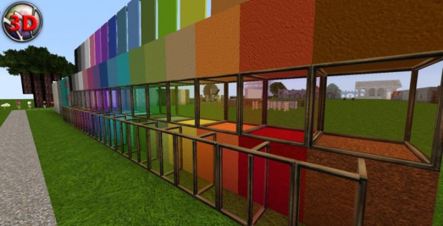 Wolion 3D Resource Pack 1.8.3/1.8