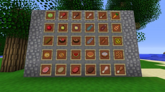 Shockingly Simple Resource Pack 1.8.3/1.8/1.7.10/1.6.4 [16x]
