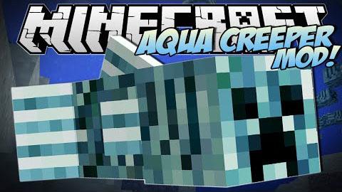 Aqua-Creepers-Mod