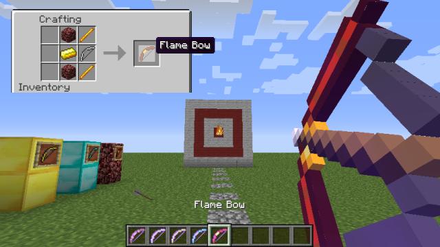 More Bows 2 Mod 1.7.10