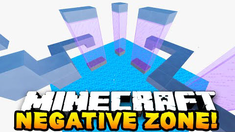 The Negative Zone Map 1.8.3