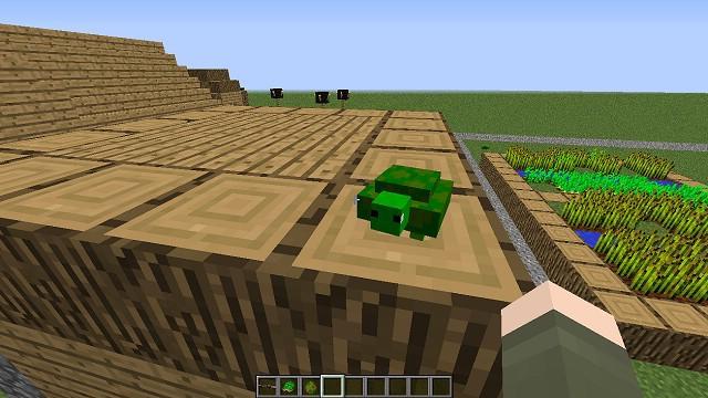 Turtle Gun Mod 1.8/1.7.10
