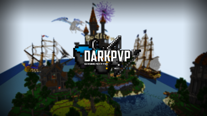 Dark PvP Light [1.12.2] [1.11.2] [1.8.9] [1.7.10] (16x)