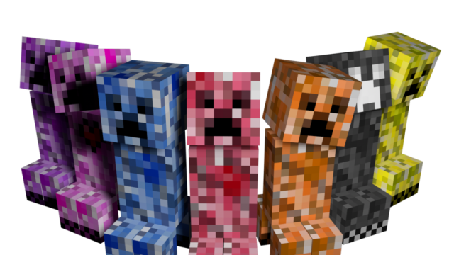 elemental_creepers_by_skydoesminecraft-d5dwg38