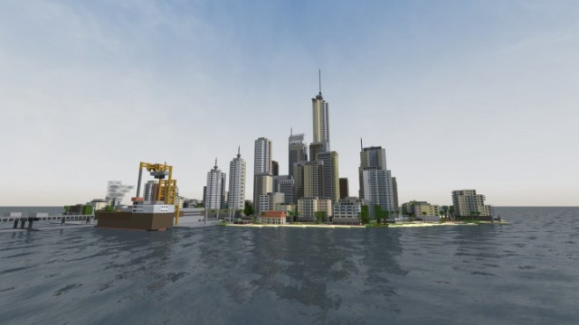 Mini City Resource Pack 1.8.3/1.8 by ASL [32x]