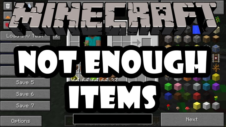 Not Enough Items (NEI) [1.12.2] [1.11.2] [1.10.2] [1.7.10]