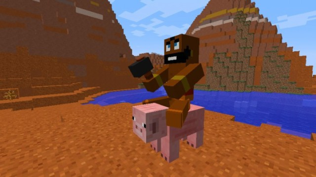 Clash Of Mobs Mod 1.8