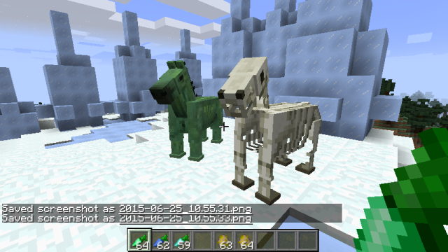 Horse Upgrades 1.9/1.8.9