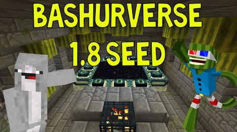Bashurverse Seed 1.8.9/1.8