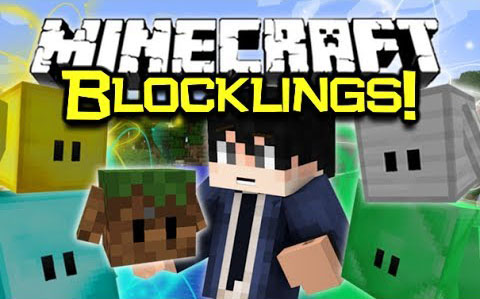 Blocklings [1.12.2] [1.11.2] [1.10.2] [1.9.4] [1.7.10]