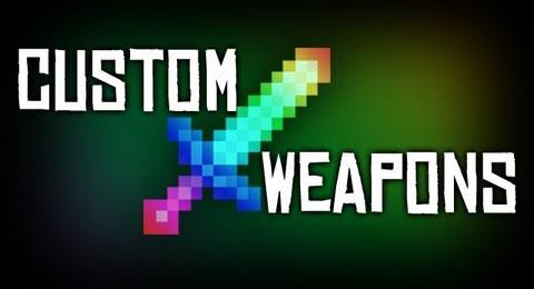 Custom Sword Mod 1.7.10