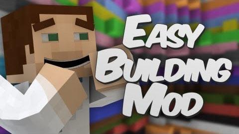 Easy Building Mod 1.7.10/1.7.2