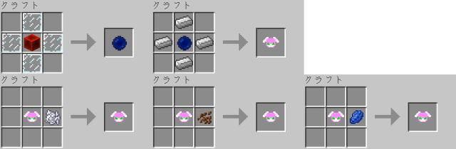 LovelyRobot Mod 1.7.10