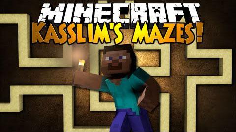 Mazes Mod 1.7.10/1.7.2 by Kasslim