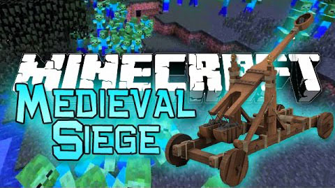 Medieval Siege Map 1.8.9/1.8