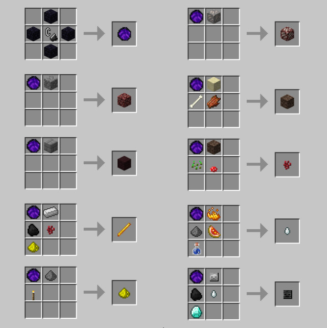 Pocket Nether Link [1.12.2] [1.11] [1.10.2] [1.9] [1.7.10]
