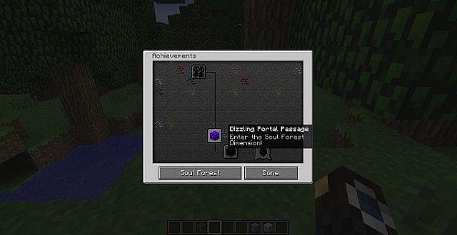 Soul Forest Mod 1.7.10