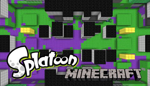 Splatoon Map 1.8.9/1.8
