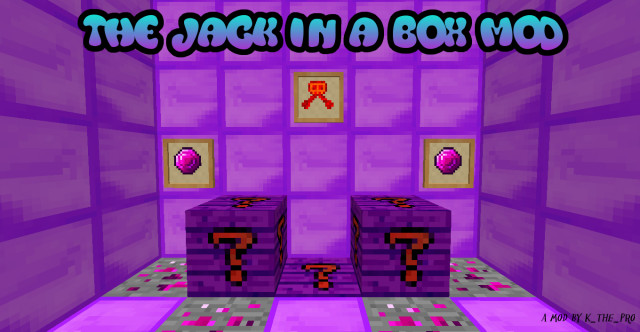 The Jack in a Box [1.7.10] [1.7.2]