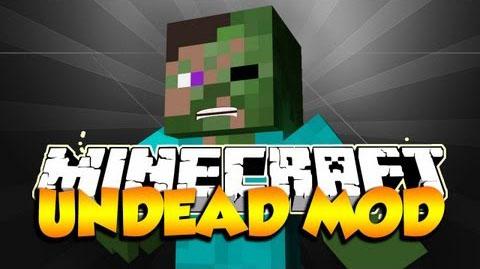 Undead Plus Mod 1.8/1.7.10