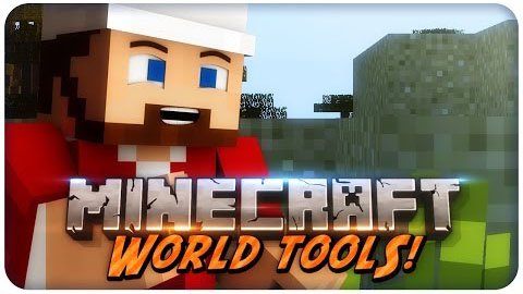 World Tools Mod 1.8/1.7.10