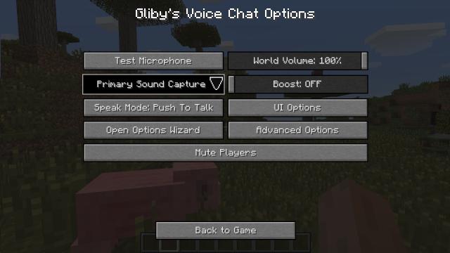 Voice Chat Mod [1.8] [1.7.10] [1.7.2]