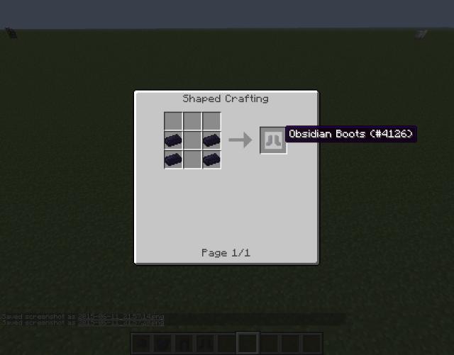 The Lapis Mod 1.7.10