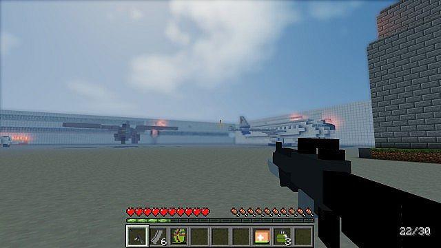 Battlefield Mod 1.7.10