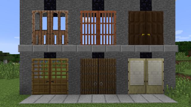 Big Doors [1.10.2] [1.8] [1.7.10]