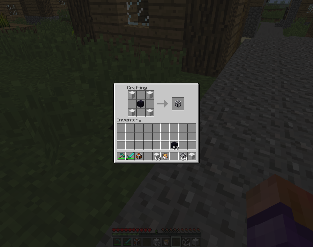 Bucket Storage Blocks Mod 1.8
