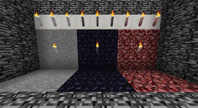 Sodacan Torches Mod 1.7.10