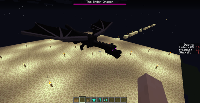 X-Run and Dropper Map [1.8.9]