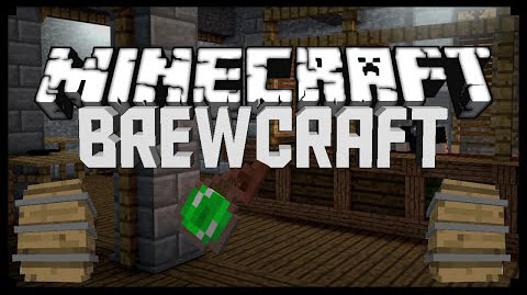 Brewcraft Mod 1.7.10/1.7.2