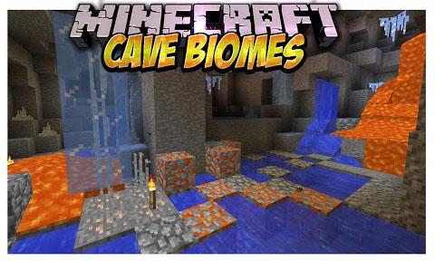 CaveBiomes [1.10.2] [1.7.10]