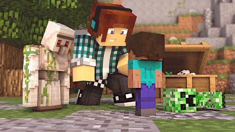 Clay Living Dolls (Micro Mobs) Mod 1.7.10