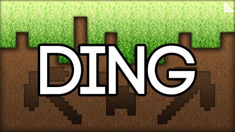 Ding [1.12.2] [1.11.2] [1.10.2] [1.7.10] (звуковые уведомление)