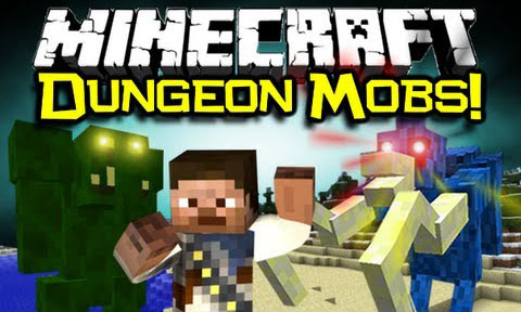 Dungeon-Mobs-Mod