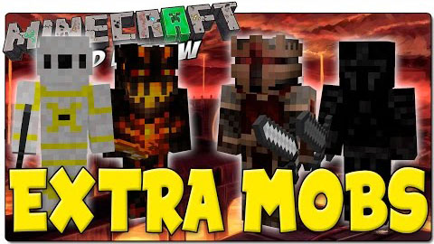 Extra Mobs Mod 1.7.10